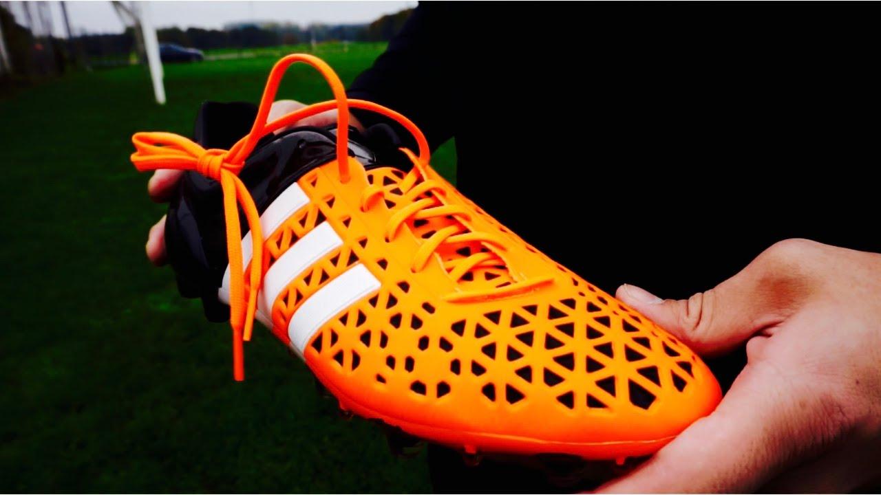 Adidas Ace 15.1 Orange