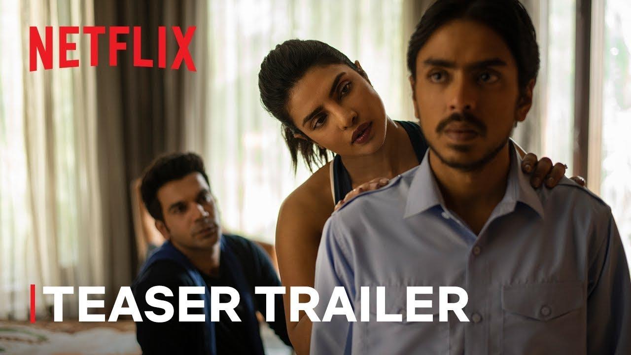 Download The White Tiger | Hindi Teaser | Priyanka Chopra Jonas, Rajkummar Rao, Adarsh Gourav