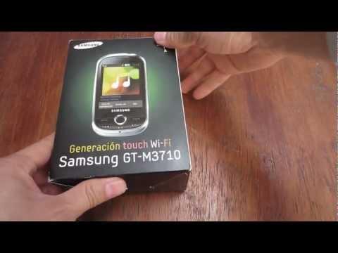 SAMSUNG TOCCO MUSIC GT-M3710 celularya.com