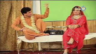 Tariq Teddy and Naseem Vicky Stage Drama Choo Mantar Full Comedy Clip