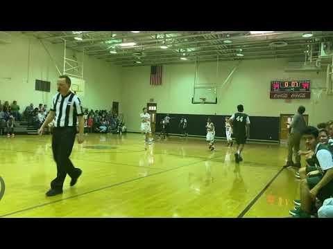 Daniel Morgan Middle school Boys BB buzzer beater