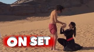 Desert Dancer: Behind the Scenes Complete Broll - Freida Pinto, Nazanin Boniadi, Reece Ritche