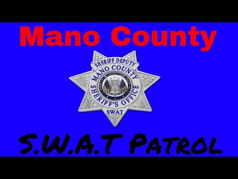 Mano County SWAT #4 | Mano_RBLX invloved!