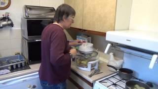 In Julies Kitchen - Halogen Oven Meal - Pork Loin Steaks