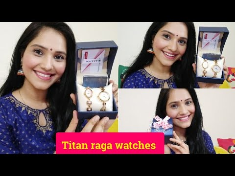 😀Titan Raga Watches ||beautiful You || Best Gift ||ocassions Special ||preena