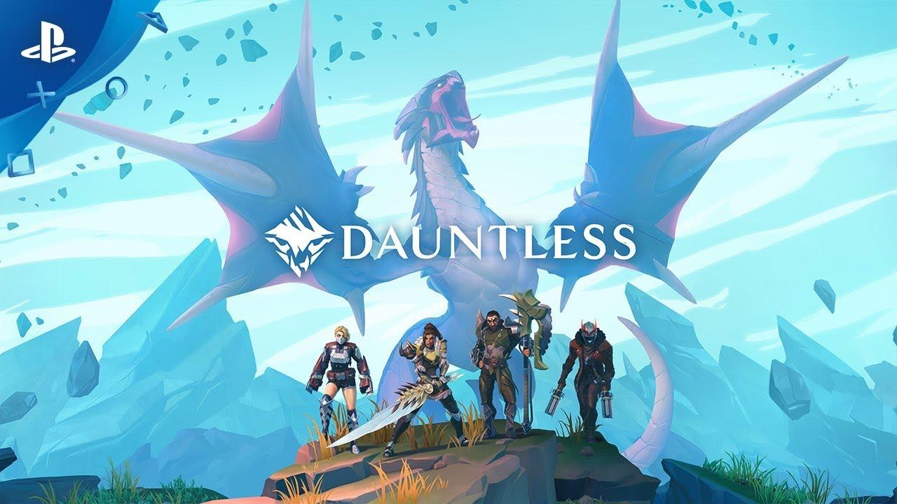 Dauntless - Stormchasers   PS4