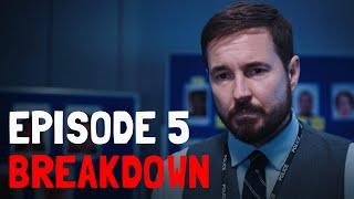 Line of Duty Сезон 6 Эпизод 5 - ОБЗОР, РАЗБИВКА, ТЕОРИИ И РЕЗЮМЕ