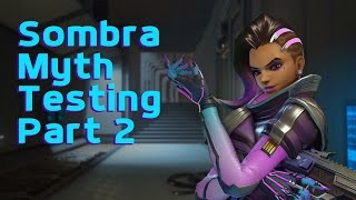 Sombra Myth Testing P2 - All Hero interactions Comprehensive
