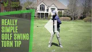 How To Rotate the  Golf Swing: Tips for a Consistent Golf Swing Using the Ribcage
