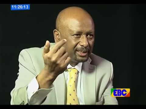 Meet Ebc Interview with Dr. Seleshi Bekele - Minister of Water , Irrigation and Electricity
