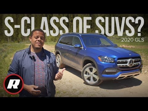 2020 Mercedes-Benz GLS-Class Review: The seven-seat 'S-Class of SUVs'