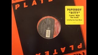 Paperboy - Ditty
