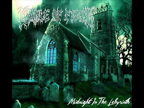 Cradle of Filth-The Forest Whispers My Name (Midnight in the Labyrinth)