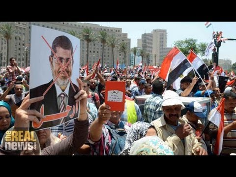 US & Qatar Play Hidden, Key Role in Possible Morsi Coup