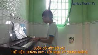 LHT VLOG : VLOG 81: LỚP NHẠC HT - luôn có một bờ vai - Nguyễn Duy
