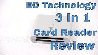 Ec Technology 3 In 1 Card Reader Review