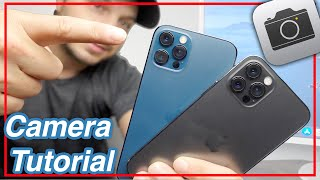 How To Use The iPhone 12 & 12 Pro Camera Tutorial - New Tips, Tricks & Features