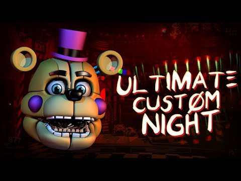 AM I READY? - Five Nights at Freddy's: Ultimate Custom Night!