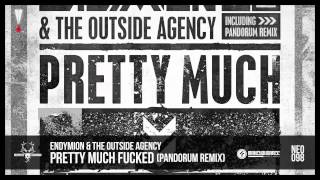 Endymion & The Outside Agency - Pretty Much Fucked (Pandorum Remix) (NEO098)