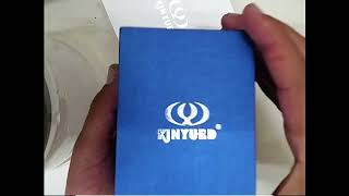 UNBOXING RELOGIO KINYUED - ALIEXPRESS#2