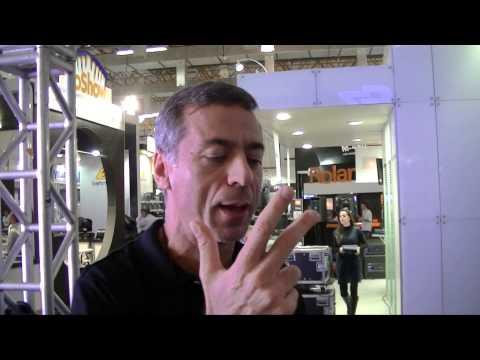 GIGPLACE TV - Novidades da Quanta LIVE na AES EXPO 2012