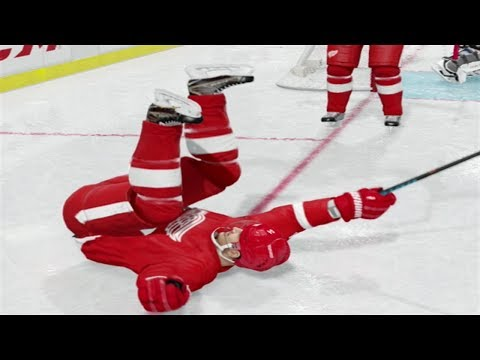 EA, WE dont really NEED TO TALK...  NASHER61 Response (NHL 18 Ideas)