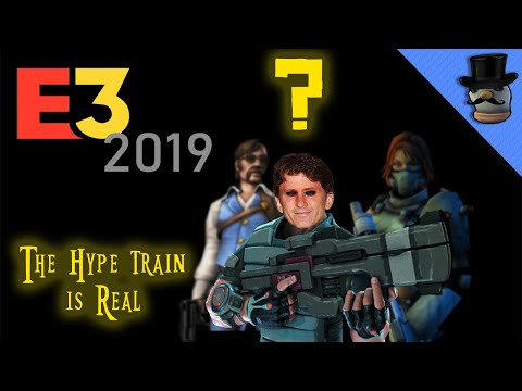 The Great TimeSplitters E3 Hype Train of 2019