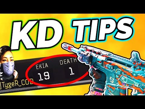 IMPROVE YOUR KD IN BLACK OPS 4   EASY REALISTIC TIP