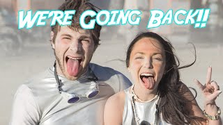 What is BURNING MAN + 11 Reasons WHY WE'RE GOING BACK in our van!