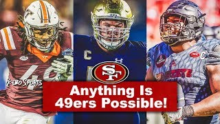 LIVE! 49ers Draft 2018 | Jets Trade Up In Order Bradley Chubb, Quenton Nelson & Others Possible