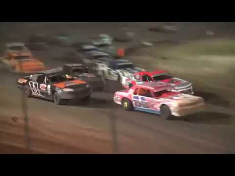 USRA Stock Car Iowa Donor Night feature Upper Iowa Speedway 8/3/19