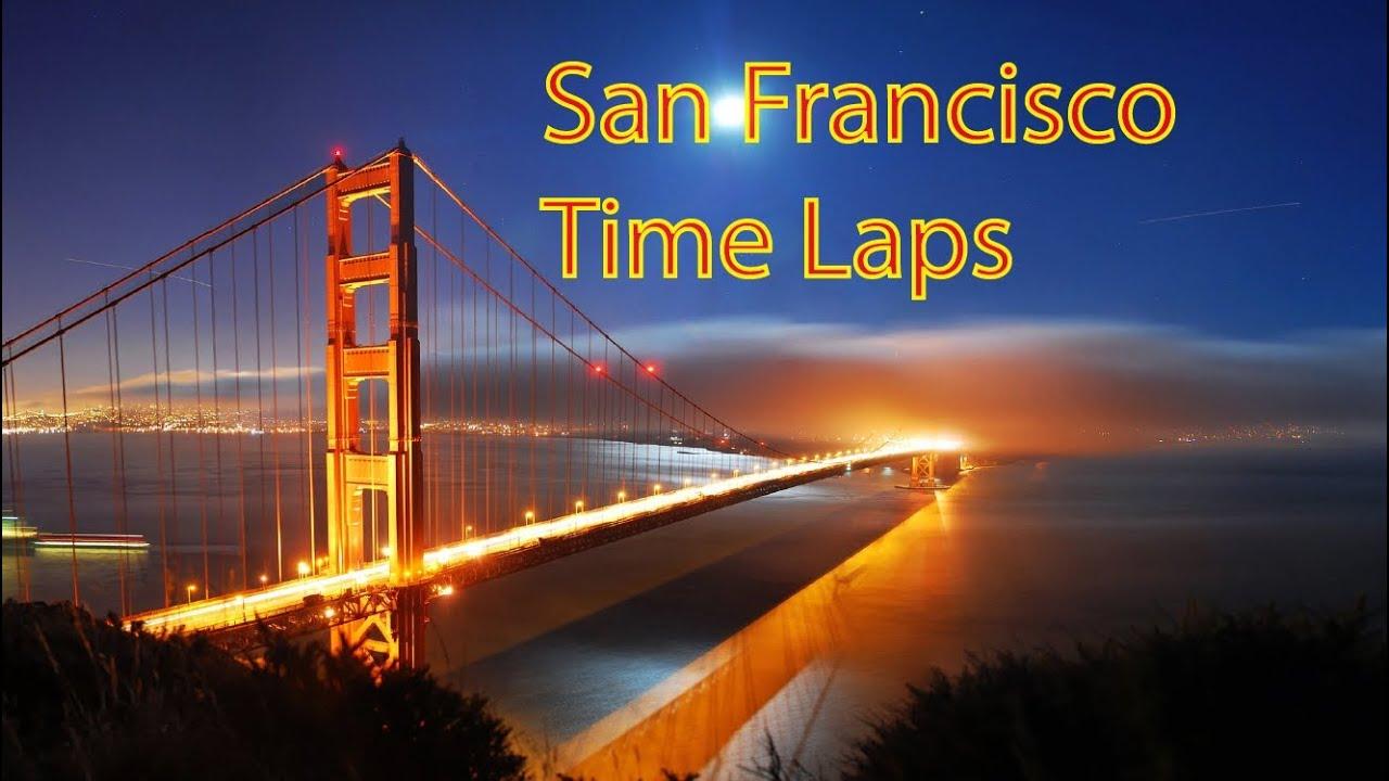 Amazing San Francisco TimeLapse photography video ( muni bay ...