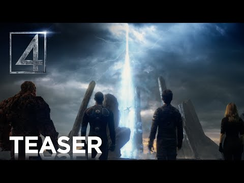 ", New ""Fantastic Four"" Trailer!"