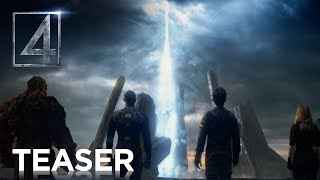 Fantastic Four | Official Teaser Trailer [HD] | 20th Century FOX thumbnail