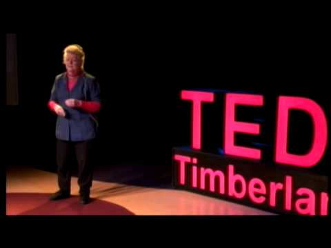 """""""How Studying Privilege Systems Can Strengthen Compassion"""": Peggy McIntosh at TEDxTimberlaneSchools"""
