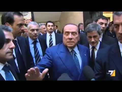 """Berlusconi """"i magistrati vogliono eliminarmi"""". Domani a Brescia il contro i giudici"""