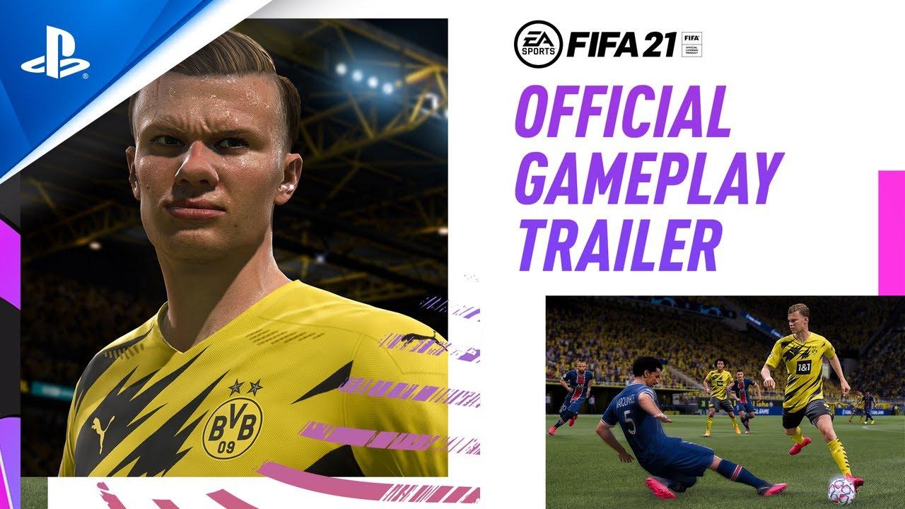 FIFA 21 - Tráiler PS4 con subtítulos en ESPAÑOL | Nuevas mecánicas de juego | PlayStation España