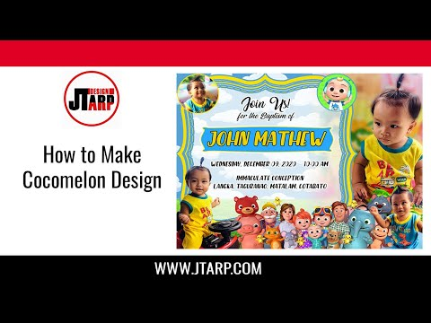 jtarp design youtube