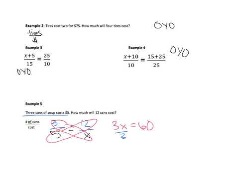 #26 Proportions, Similar Figures, & Scale Factor