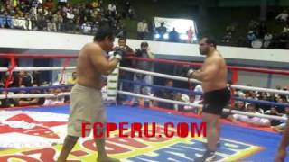 Andrew Smith vs Víctor Sayán 2