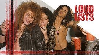 10 Most Destructive Guns N' Roses Moments