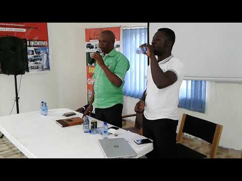 Touchlife Ghana first leadership retreat @ Thalys spa Hotel, Accra- conclusion