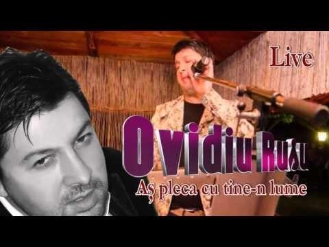 Ovidiu Rusu - As pleca cu tine-n lume 2017