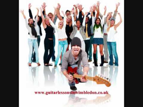 melodic rock backing track in F Major/ Ionian for guitar