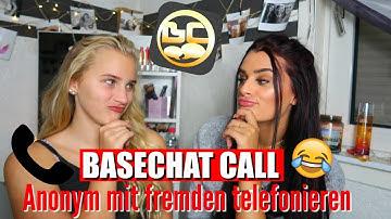 Wir rufen bei Basechat an!  Cecelicious