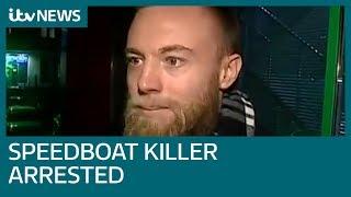 Fugitive killer Jack Shepherd arrested in Georgia | ITV News
