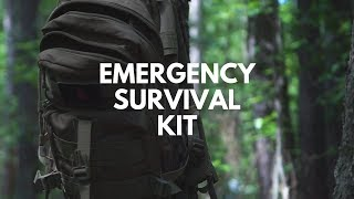 Green Beret's Ultralight Emergency Survival Kit and Gear Suggestions
