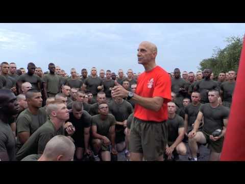 Charlie Company RTR Commander Speech