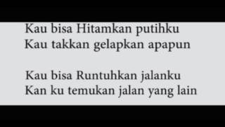 Tulus - Manusia Kuat (Official Lyric Video)MP3
