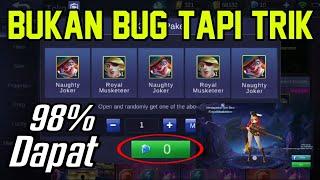 TERBONGKAR! CARA MENDAPATKAN SKIN LESLEY DI LUCKY SKIN BUNDLE !!! - Trik Mobile Legends